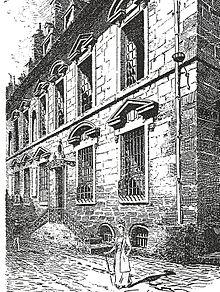 Hôtel du Bouteiller à Besançon